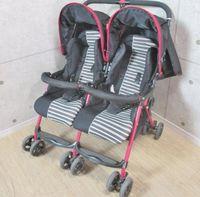 立川市にて 日本育児 TWIN HEART ツインハート 軽量二人乗りベビーカー を買取致しました