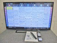 東芝 REGZA レグザ 4K 43V型液晶テレビ 43J10X 2014年製