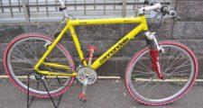 Cannondale キャノンデール M900 マウンテンバイク 500mm(C-T) イエロー