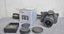 Canon EOS Kiss X5 EF-S 18-55mm f3.5-5.6 IS Ⅱ EF 50mm f1.8 STM レンズ2個付き