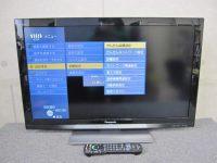 墨田区にてPanasonic ビエラ HDD内蔵 32型液晶テレビ TH-L32R3 2011年製 を買取いたしました。