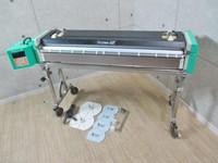 極東産機 自動壁紙糊付機 Prime-SⅡ NEWスリッターSC付