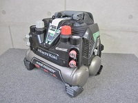 日立工機 高圧コンプレッサー EC1245H2