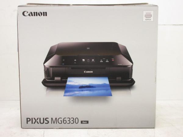 藤沢店にてcanonインクジェット複合機【MG6330】未使用品を買取ました。