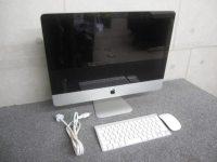 渋谷区にてApple iMac 21.5inch MC413J/A Core 2 Duo 3.06GHz 16GB 1TBを買取いたしました。