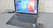 NEC LaVie S PC-LS550MSB Windows8 Core i5-3230M 2.60GHz 4GB 1TB