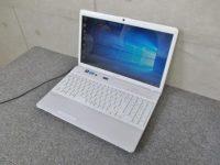 大和店にてノートパソコンVAIO[PCG-71B11N]を買取いたしました。
