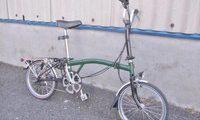 BROMPTON ブロンプトン M3R ミニベロ 折り畳み自転車 16インチ