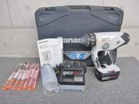 Panasonic パナソニック 18V マルチハンマードリル EZ78A1