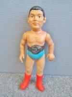 世田谷店にてブルマァク 日本プロレス 坂口征二 ソフビ人形買取いたしました。