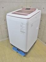 大和出張 パナソニック 洗濯機 2015年製 NA-FA80H1