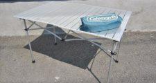 Coleman コールマン イージーロール2ステージテーブル6