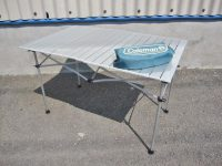 港区にて Coleman コールマン イージーロール2ステージテーブル6 を買取いたしました。