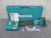 makita マキタ 14.4V 充電式レシプロソー JR141D ケース付