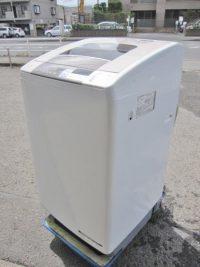 板橋区にて日立 ビートウォッシュ 7kg 洗濯乾燥機 BW-D7SV 2014年製を買取いたしました。