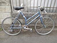 大和市でブリヂストン製の折りたたみ自転車[GRANDTECH]を買取ました。