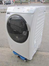 文京区にてパナソニック プチドラム 7kg ドラム式洗濯乾燥機 NA-VH320L 2015年製 を買取いたしました。