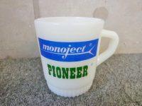 世田谷区にてファイヤーキング monoject PIONEER マグカップを買取いたしました。