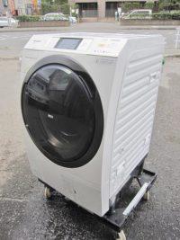 中央区にてパナソニック ドラム式洗濯乾燥機 温水泡洗浄 NA-VX9600L 2015年製 を買取いたしました。