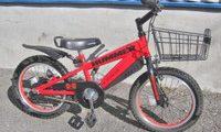 HUMMER ハマー 子供用自転車 16インチ キッズ トレーニングバイク 補助輪付