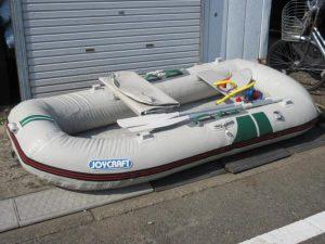 JOYCRAFT ゴムボート
