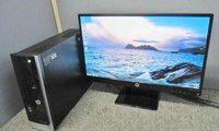HP Pavilion Slimline 400-420jp Core i3-4160 3.60GHz モニターセット