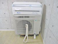 中央区にてダイキン うるるとさらら 15~23畳 ルームエアコン AN56MRP-W 2011年製を買取いたしました。