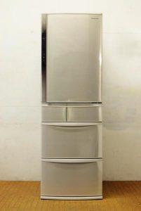 Panasonic冷蔵庫 NR-E438T-N 426L