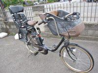 世田谷店にてリチウムビビチャイルド 電動アシスト自転車を買取いたしました。