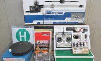 京商 KYOSHO ラジコンヘリ EP CONCEPT HUGES 500 フタバフルセット