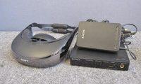 SONY ソニー ヘッドマウントディスプレイ HMZ-T3W 3D 2014年製