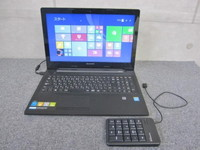 Lenovo レノボ 80G0 G50-30 Windows8.1 Celeron N2840 2.16GHz 4GB