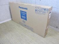 大和店頭 液晶テレビ パナソニック 未開封 TH-43D305