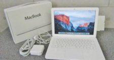 Apple MacBook MC516JA Mid2010 2.4GHz 2GB 500GB