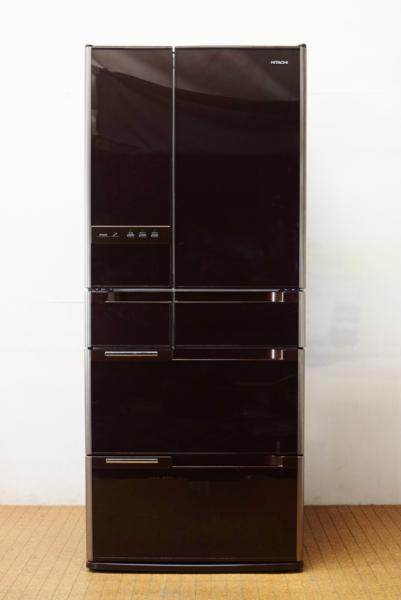 茅ヶ崎市にて日立 冷蔵庫6ドア[R-Y6000]を買取ました。