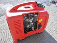八王子にてインバーター発電機 SF-2600Fを出張買取しました。