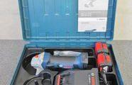 BOSCH ボッシュ 18V 5.0Ah バッテリーディスクグラインダー GWS 18V-LIN
