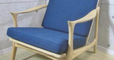 nordo sofa ノードソファー 1Pソファ 北欧 フレデリック・カイザー