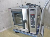 未使用 マルゼン 電気コンベクションオーブン MCOE-064B 200V