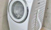 AQUA アクア 9kg ななめ型ドラム式洗濯乾燥機 AQW-DJ6000L 2012年製