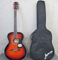 James ジェームス JF350WB アコースティックギター ケース付
