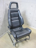 東村山市にて RECARO レカロ LX LS レザーシート 室内用フレーム付き を出張買取致しました