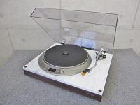 東村山市にて DENON デノン DP-1800 レコードプレーヤー 天然大理石 ATN-120Ea付き を出張買取致しました