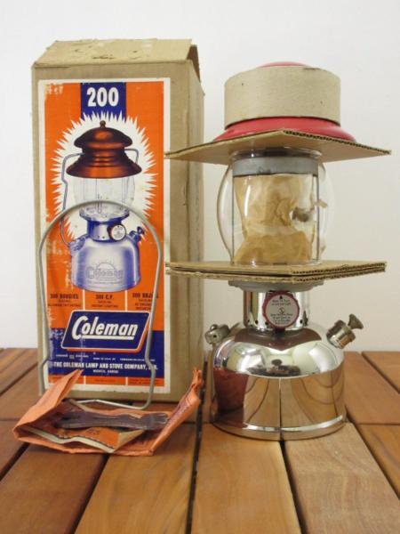 Coleman 200 シビルディフェンス