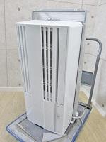 世田谷区にて コロナ 窓用エアコン ウィンドウエアコン CW-1615 2015年製 を出張買取致しました