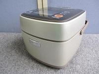 立川市にて 三菱 IH炊飯ジャー 備長炭 炭炊釜 3.5合 炊飯器 NJ-ST06R-N 2014年製 を出張買取致しました