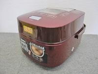 江東区にて 東芝 真空圧力 かまど炊き IH炊飯器 5.5合 RC-10VXG 2013年製 を出張買取致しました