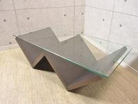 八王子市にて アルフレックス alfiex モンターニャ ガラステーブル を出張買取致しました