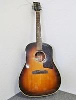 小平市にて Burny バーニー BJ-60 アコースティックギター ハードケース付き を店頭買取致しました
