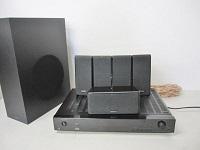 港区にて DENON 5.1chサラウンドシステム AVC-S511HD 2011年製 を出張買取致しました